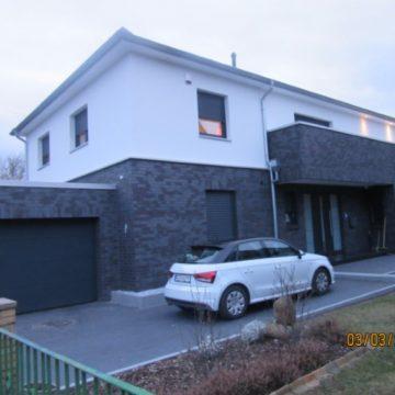 Foto des Einfamilienhauses von Architekt Oliver Schilling